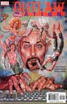 Glenn Fabry. Outlaw Nation. No. 016. Cover by GlennFabry