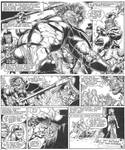Slaine panel page by GlennFabry