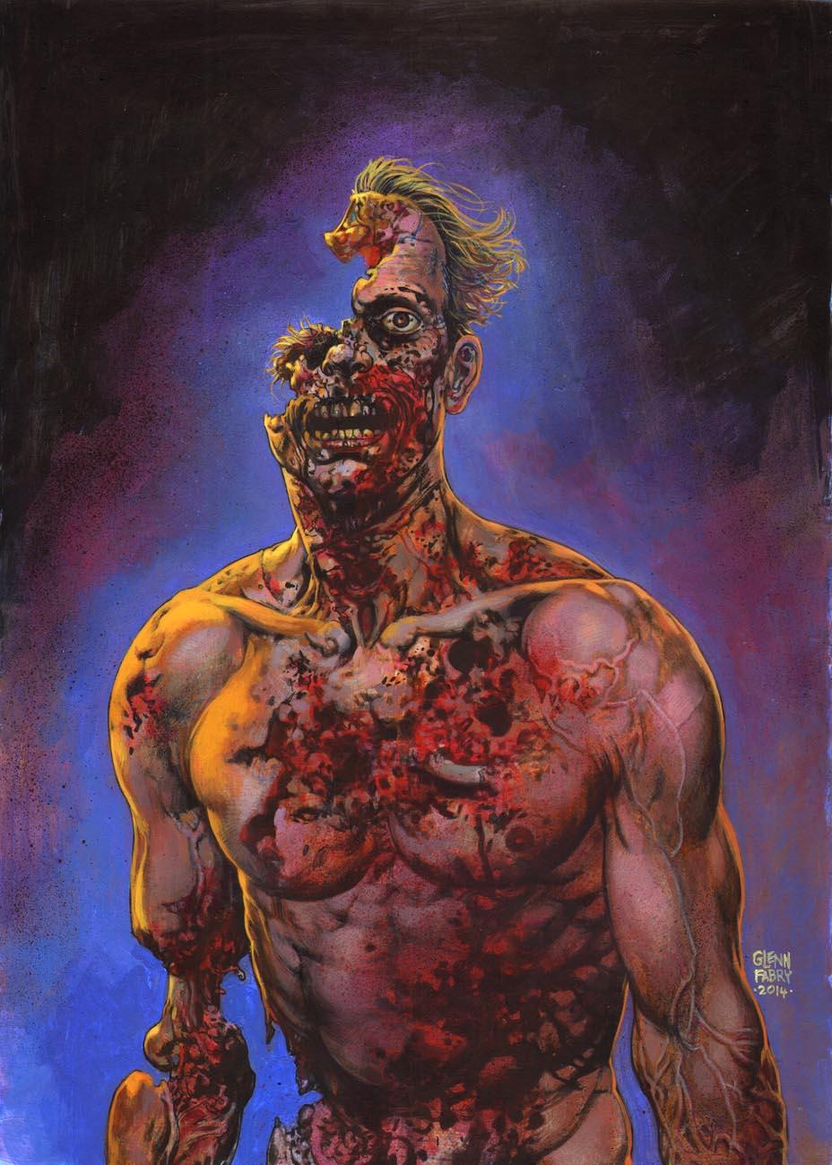 Zombie  by GlennFabry