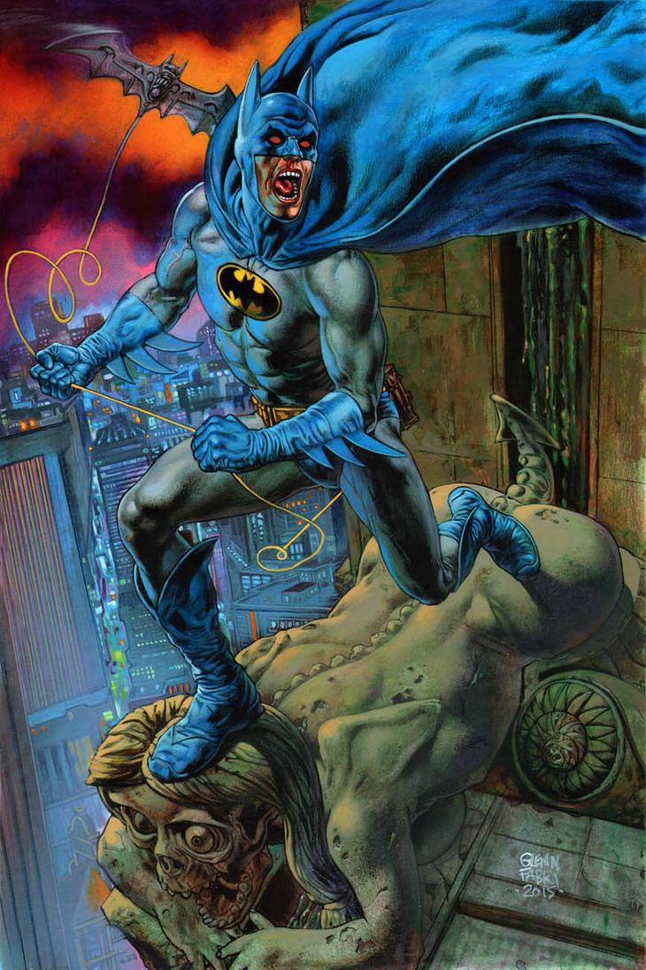 Batman by GlennFabry