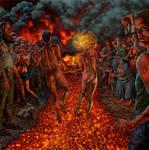 The Hickey Underworld album cover