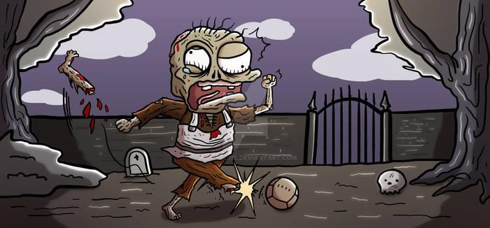 Zombie Kick