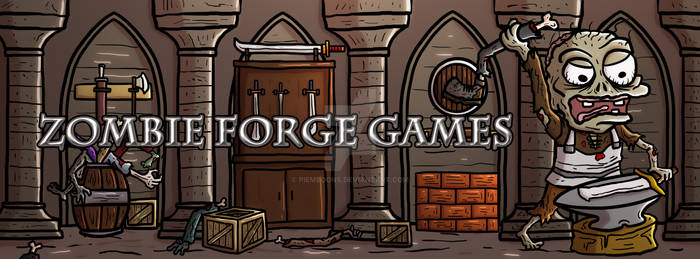 Zombie Forge Games
