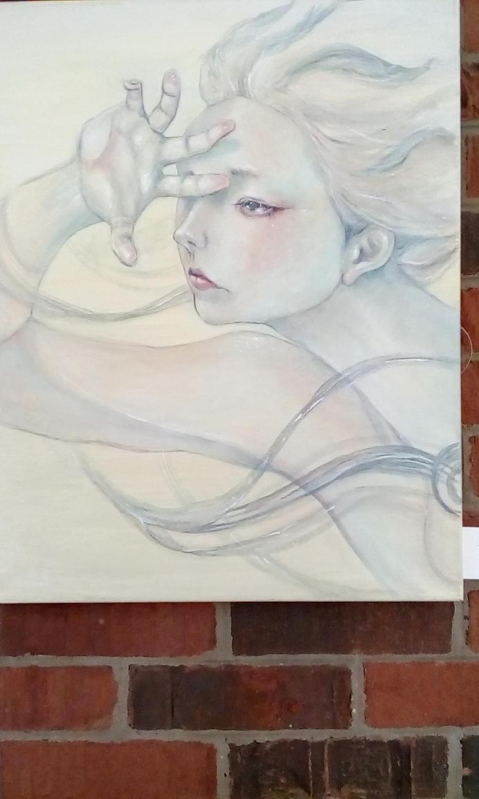 Wind Woman by Xj16Damoni