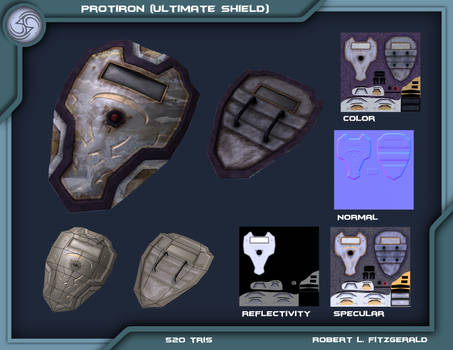 Protiron - Ultimate Shield