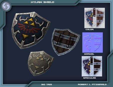 Hylian Shield OoT V. 2.0