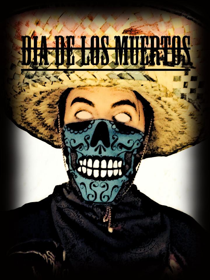 Dia De Los Muertos by RiffRaven