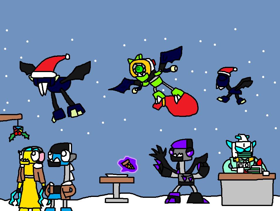 Mxls:Christmas Art Jam entry by alex20191
