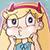 Star Butterfly cute emoticon/avatar
