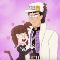 [COMM] JOTARO-KUUUUUUN!!!!!!! by SupremeKhi