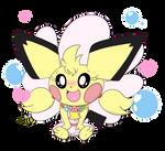 Flower Girl Bubbles by SupremeKhi