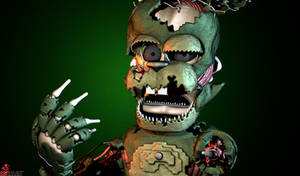 William Afton v3 By a1234agamer Release C4D.