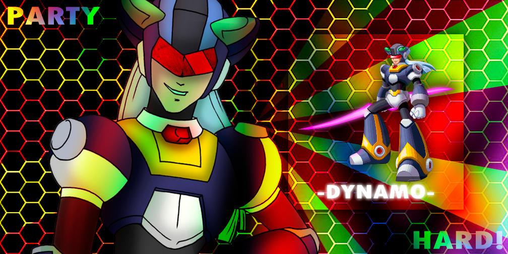 Dynamo Party Hard Wallpaper By Maxuto On Deviantart
