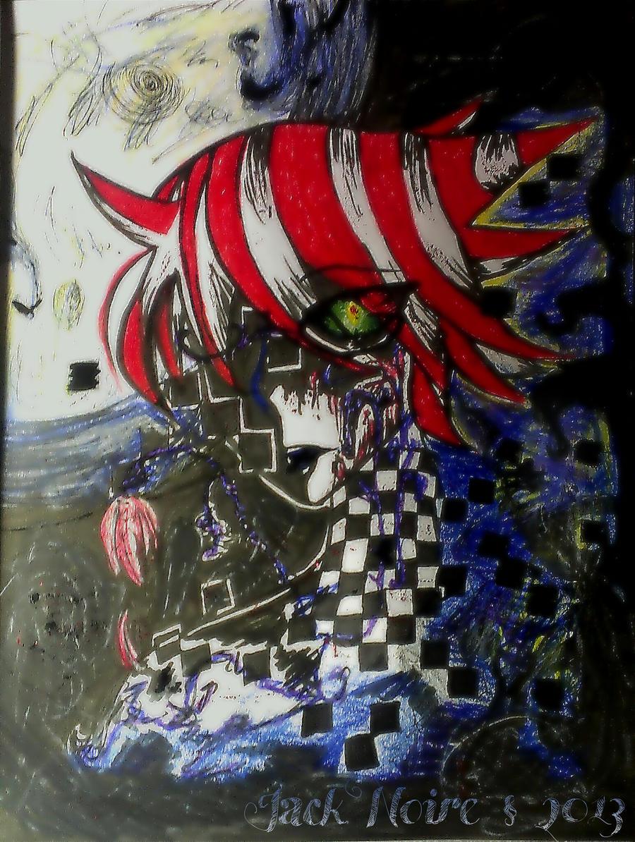 Dark Despair by YoshiLovesAuto
