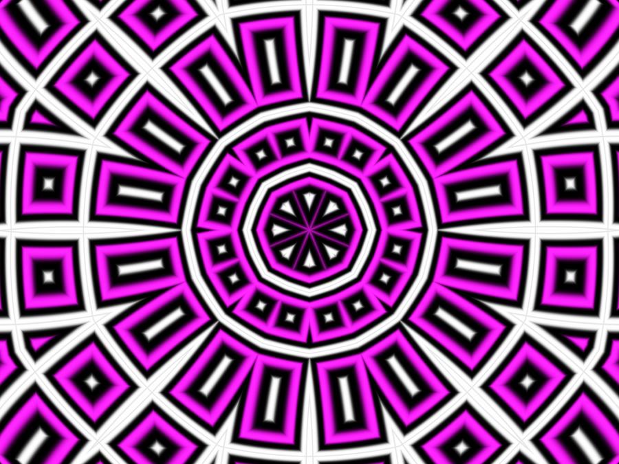 Kaleidoscope Design 11 by DennisBoots