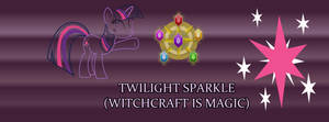 Twilight Sparkle Cover