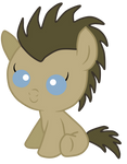 Dr Whooves/time turner  foal baby version
