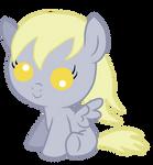 Ditzy Doo (AKA Derpy Hooves) Foal .baby
