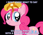 I don't know what to say (Pinkie Pie)