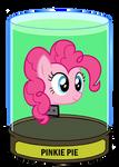 Pinkie Pie head in a jar XXXI century!