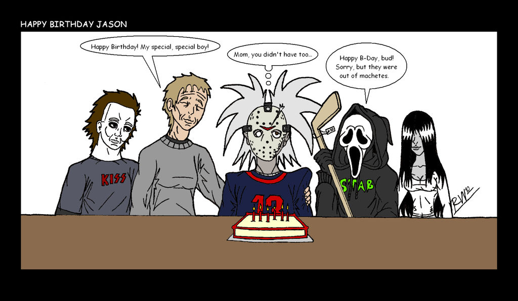 HH - Happy Birthday Jason