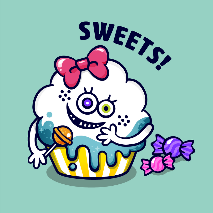 GIVE ME MORE SWEETS!