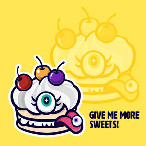 GIVE ME MORE SWEETS! 02