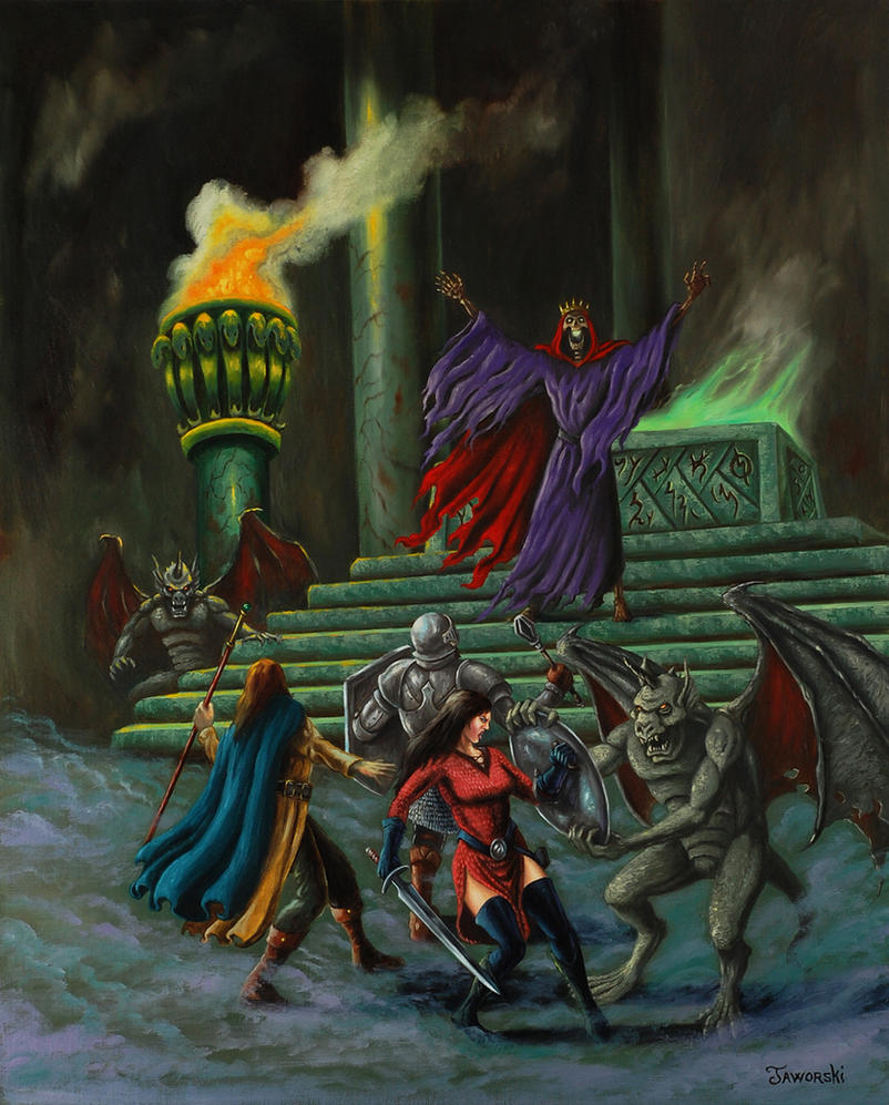 Tomb of the Lich by Neothera