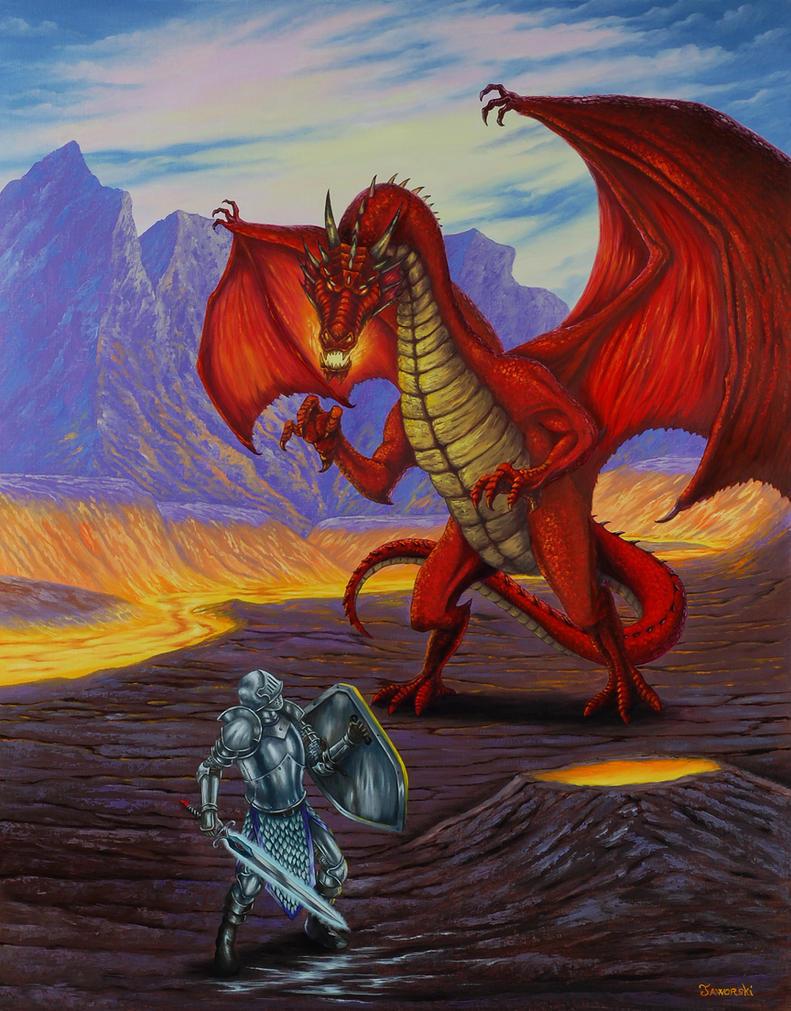 Dragonslayer by Neothera