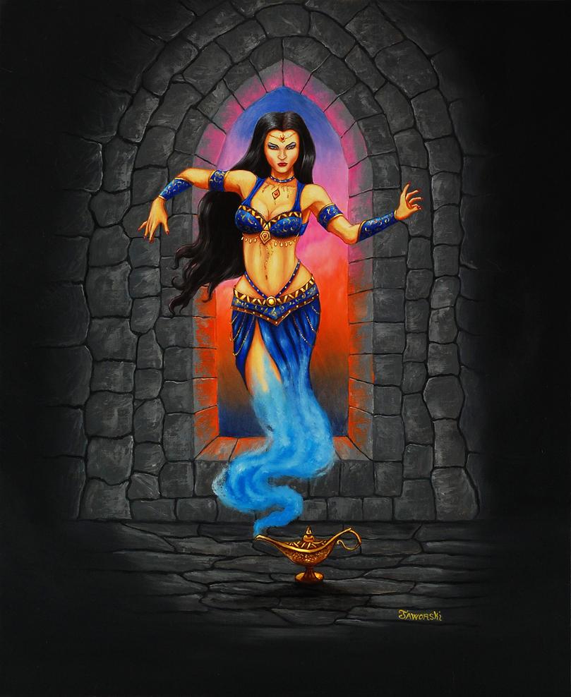 Jinniyah by Neothera