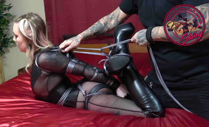 Baby Sid.. Sid's First Rope Bondage by ShinyBound