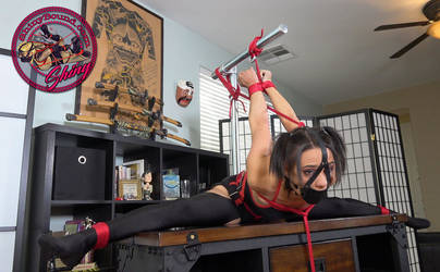 Maria Jade.. Gymnast goes Missing by ShinyBound