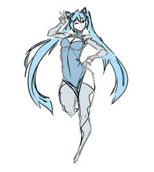 Sketch - Hatsune (normal ver)