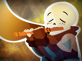 Time to play the flute by LulianxGamer