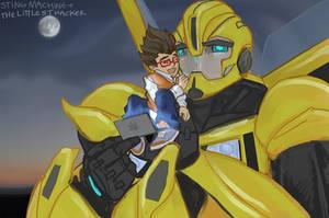 Transformers Prime: Bumblebee + Raf
