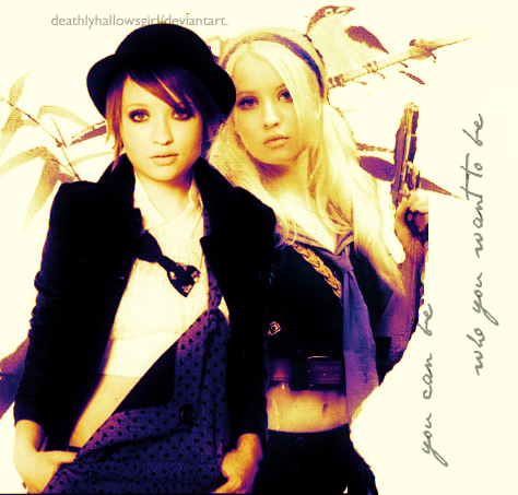 Emily Browning-Baby doll by DeathlyHallowsGirl