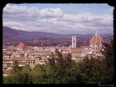 Florence calling
