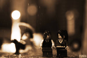 It Rains... by WhereverPanda