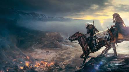 Witcher Ciri v2 by GodLikes