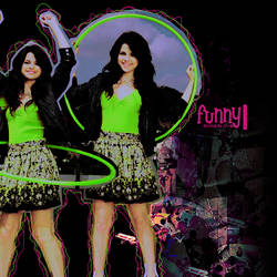 Blend Selena Gomez by youshinevh