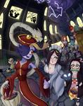 Skullgirls Halloween 2020