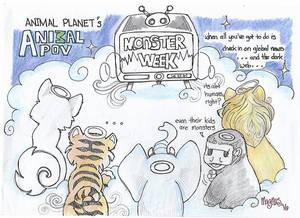 AI - Animal Planet's Monster Week