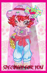 Strawberry Shortcake-Gift