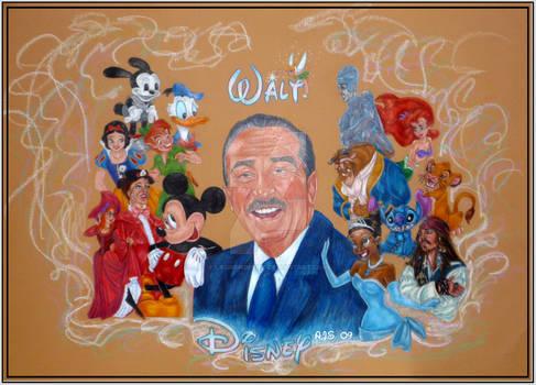 We Miss You, Walt