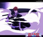 Shinigami's back