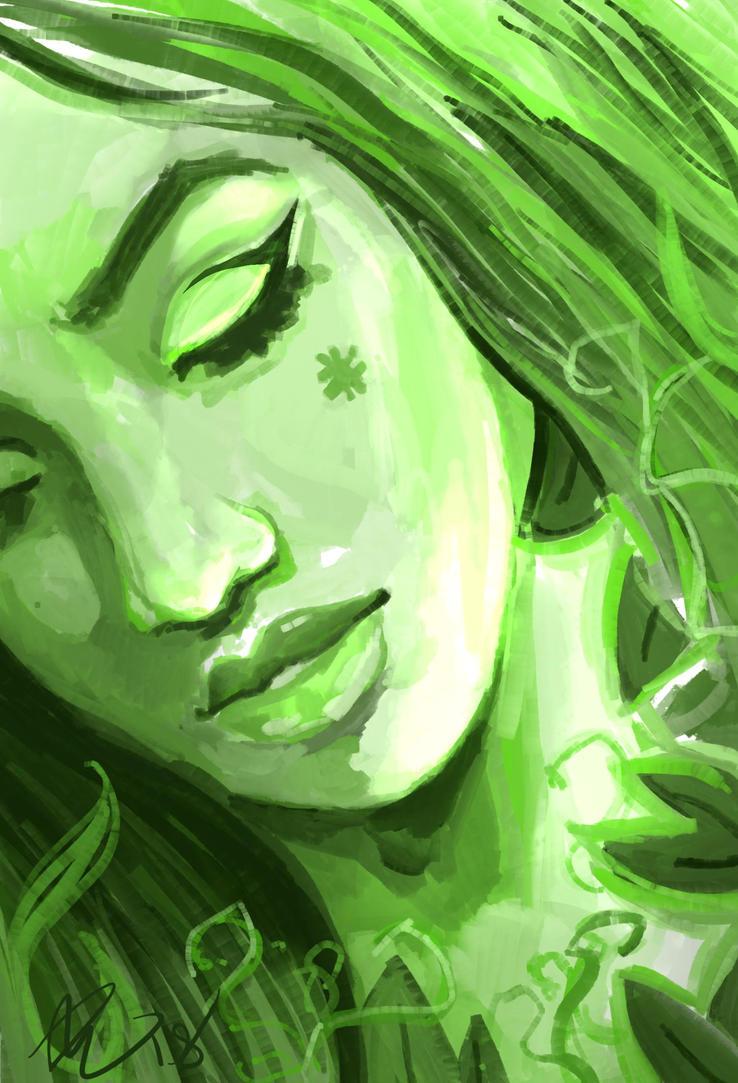 Poison Ivy by Amanda-Lara1996