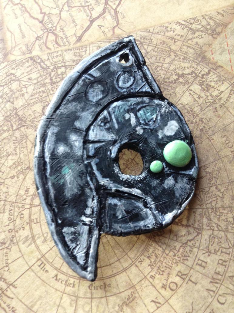 The Gahlali Key - Tomb Raider Legend Pin Replica by Amanda-Lara1996