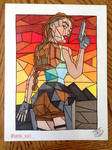 Lara Croft Tomb Raider Classic drawing by Amanda-Lara1996