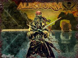 Alestorm Wallpaper by TommyRangg