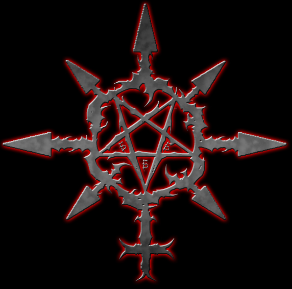 Satanic Chaos-Star by TommyRangg